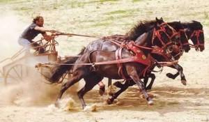 le char de Ben Hur